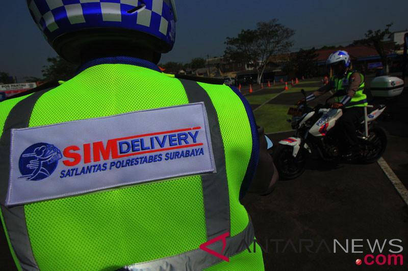 Calo pengurusan SIM ditangkap