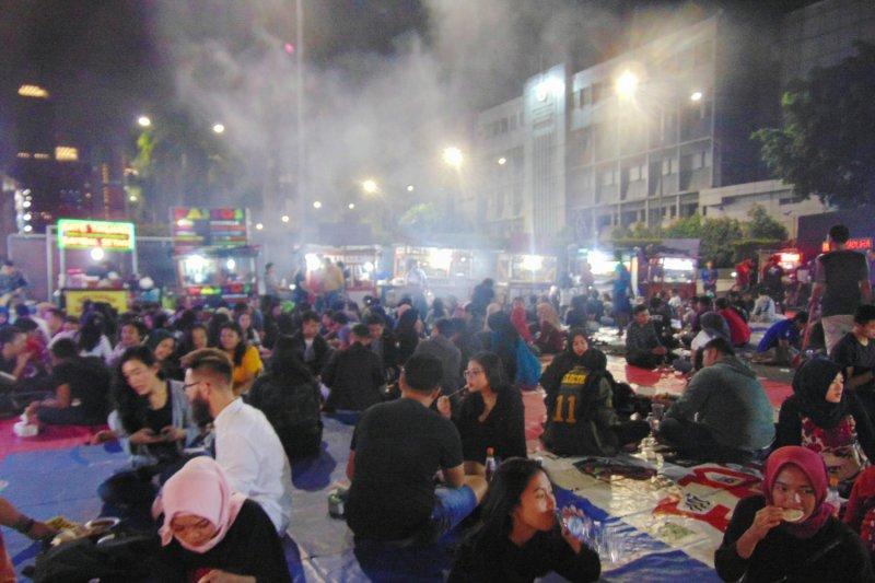 Berburu Kuliner Malam Jakarta Murah Meriah