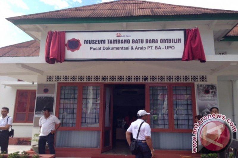 Pengunjung Museum Tambang Sawahlunto naik