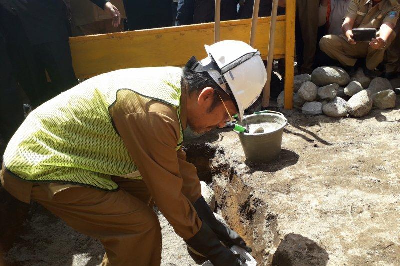 Rp134 Miliar untuk membangun RSUD Jambak Pasaman Barat