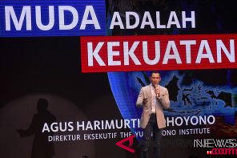 Agus Yudhoyono akan tarik pemilih milenial