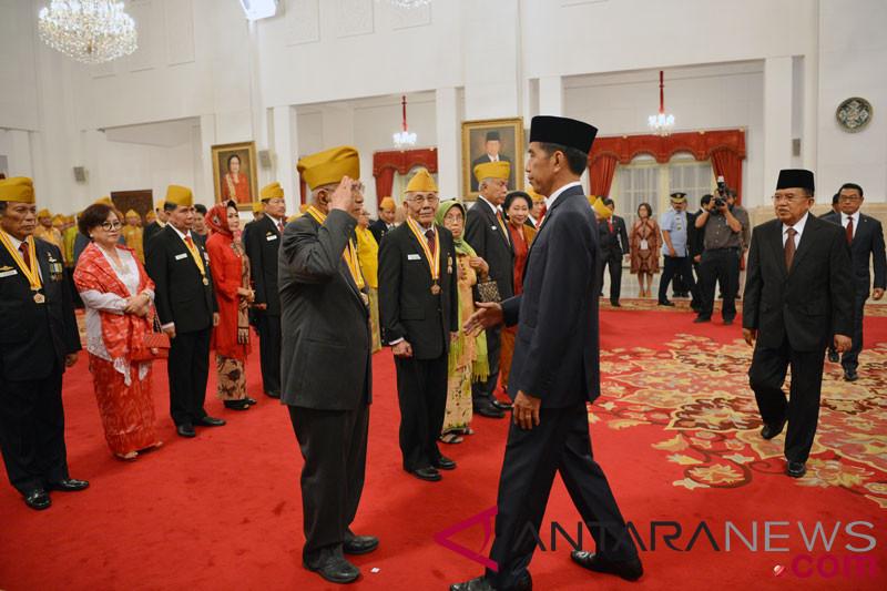 Presiden Kukuhkan DPP LVRI