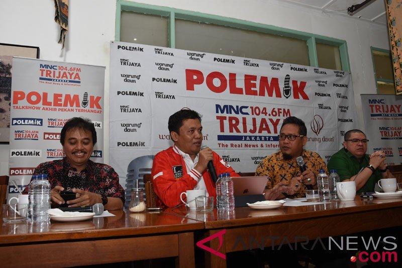 BPN Prabowo-Sandi sayangkan KPU coret aktivis antikorupsi