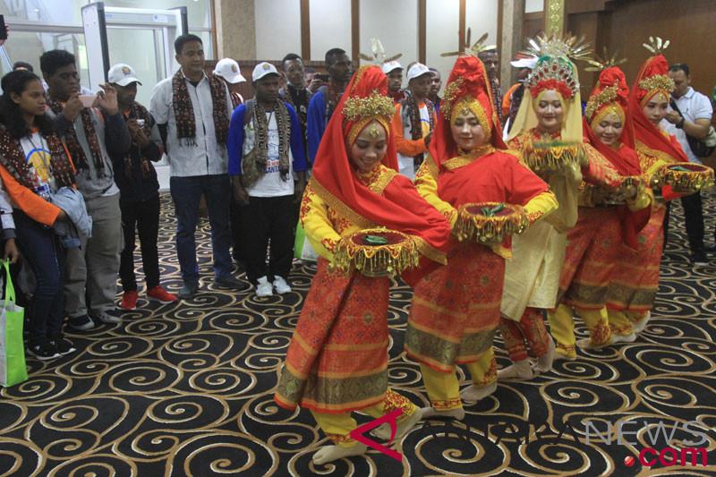 BUMN Hadir: Kedatangan SMN Papua Di Aceh