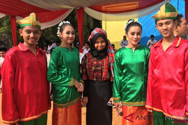 Tari Gala yang hampir punah ditampilkan SMN Maluku Utara di Jambi