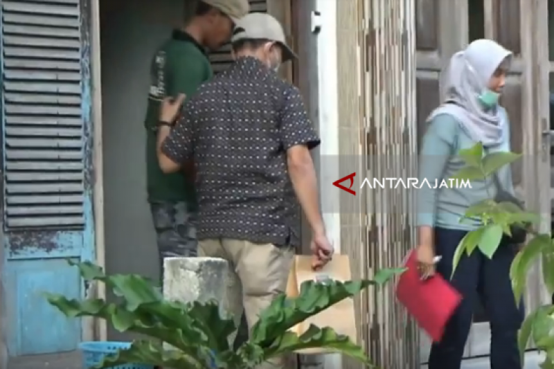 Kapolres Blitar benarkan penangkapan tiga terduga teroris