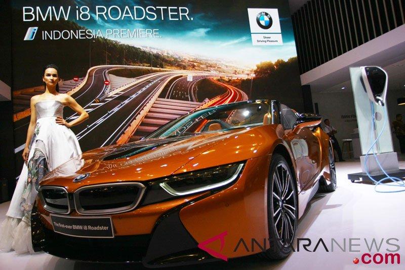 Generasi mendatang dari BMW dan Jaguar Land Rover