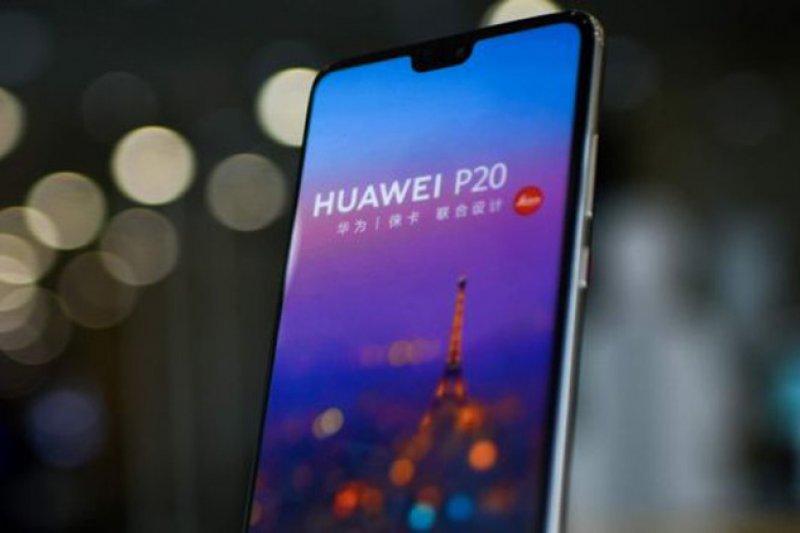 Menjadi ponsel terlaris, pendapatan Huawei meroket 50 persen