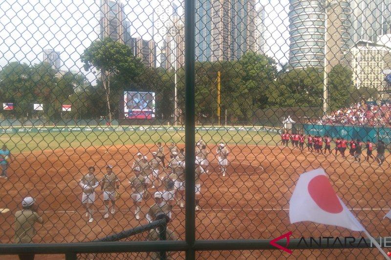 Taklukkan Chinese Taipei, tim putri Jepang raih emas sofbol