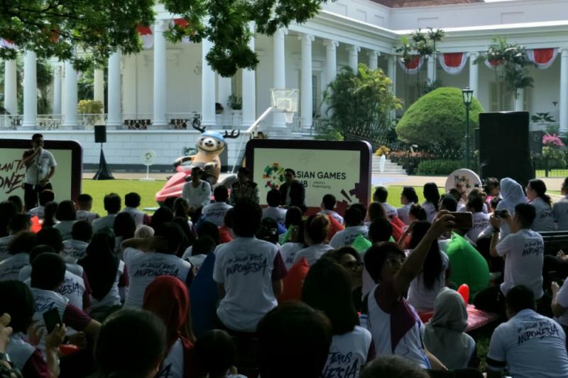 Presiden Jokowi ingin BUMN besar bina cabang olahraga