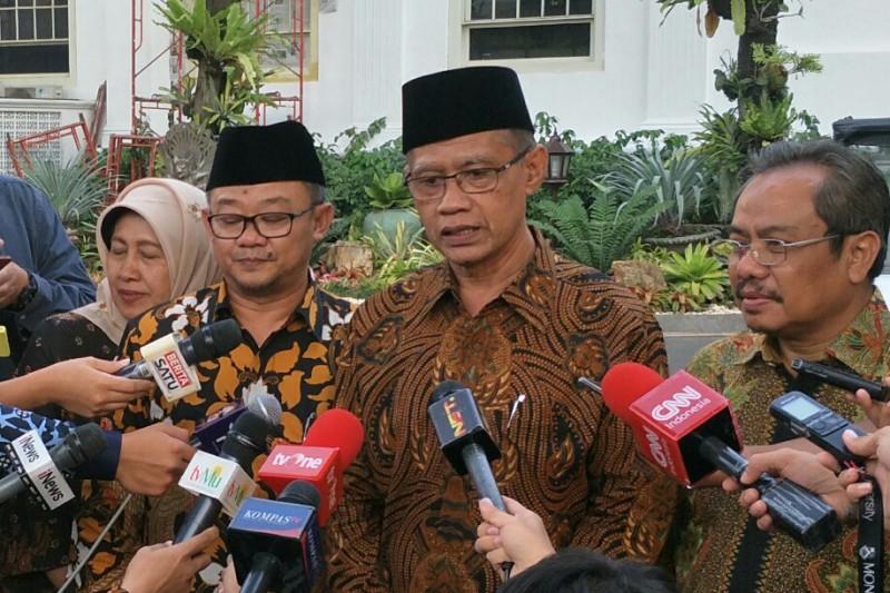 Muhammadiyah minta masyarakat tidak terprovokasi media sosial