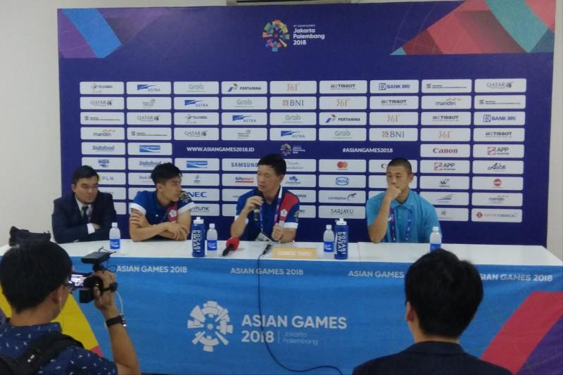 Pelatih Taiwan puji pertahanan timnya imbangi Palestina
