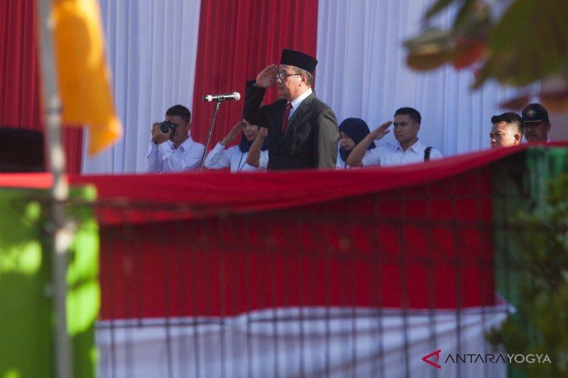 BUMN HADIR-BUMN RAYAKAN HUT ke-73 RI di Kulon Progo