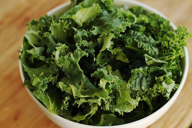 5 manfaat dari sayur kale