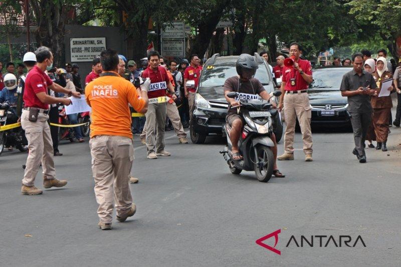 Polisi temukan fakta baru kasus Mercedes tabrak pesepeda motor
