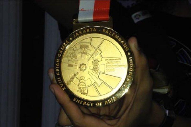 Pesilat Sugianto raih emas kesembilan untuk Indonesia