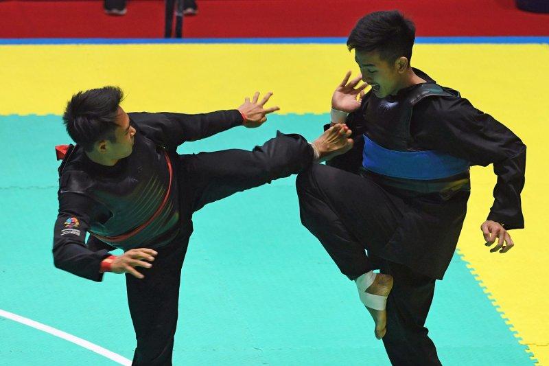 Indonesia maju 14 nomor final pencak silat