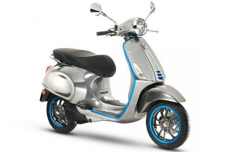 Piaggio Group: Vespa Elettrica diproduksi September