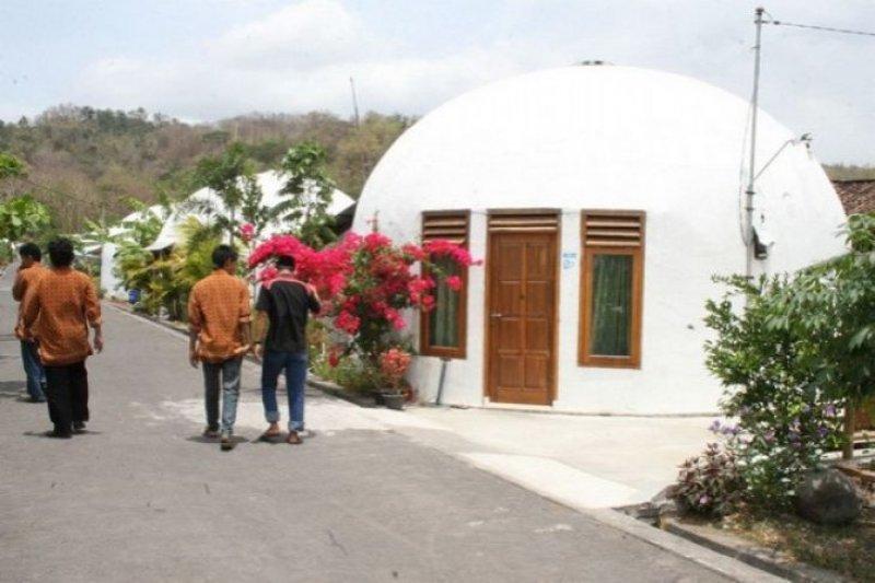 Bangunan tahan gempa mutlak di daerah rawan gempa seperti Sulbar