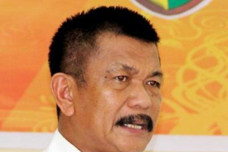Bupati Samsurizal: saya tak akan kompromi lagi