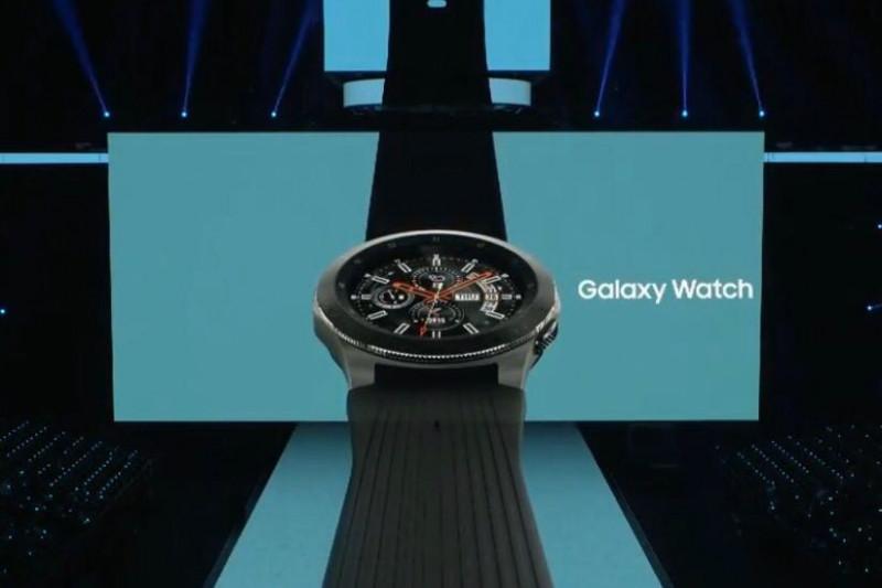 Samsung hadirkan arloji pintar Galaxy Watch - ANTARA News
