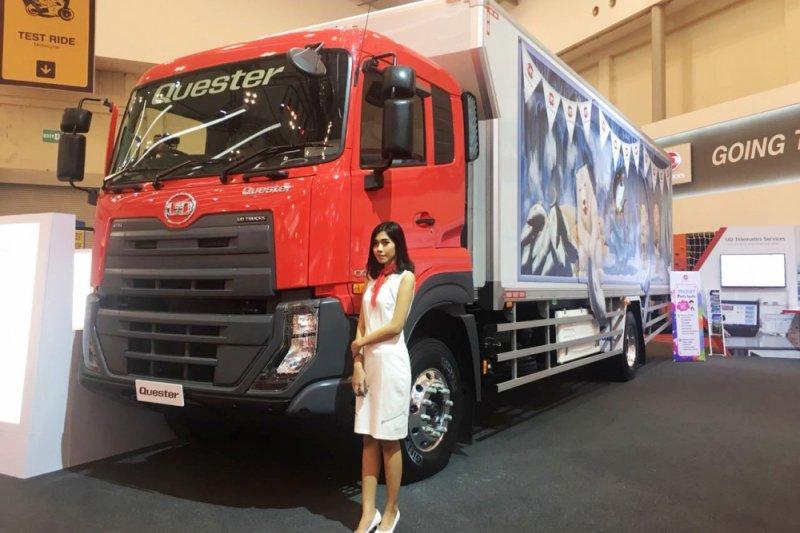 Empat amunisi UD Trucks bidik sektor logistik Indonesia