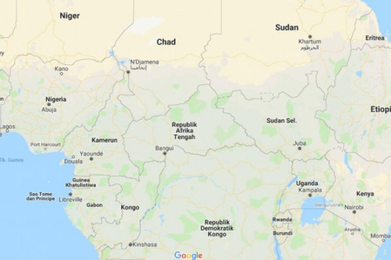 Ledakan di markas militer Guinea-Ekuatorial tewaskan 15 orang