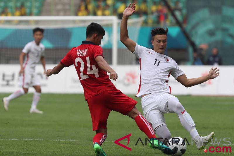 Rumput dan postur lawan picu kekalahan tim sepak bola Laos, kata pelatih