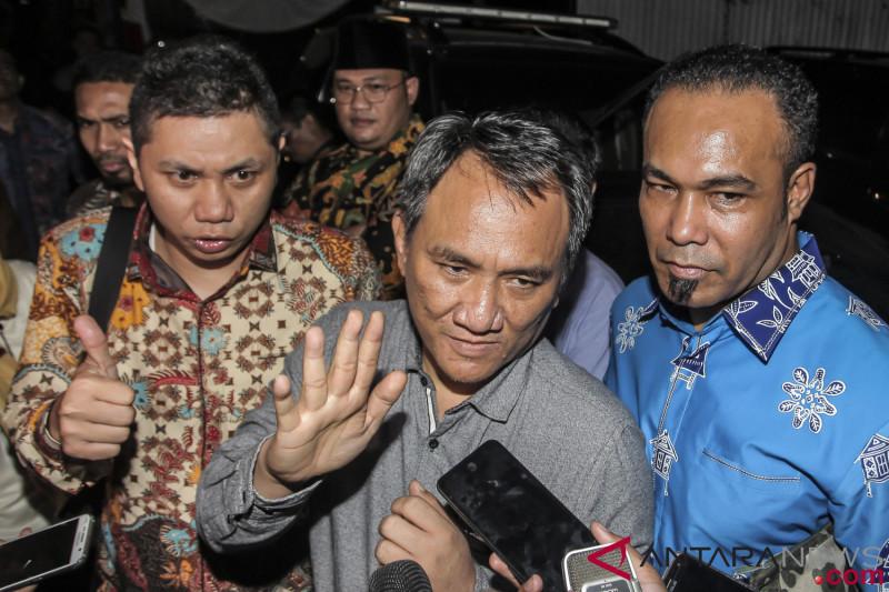 Berada di Lampung, Andi Arief tawarkan tiga model klarifikasi ke Bawaslu