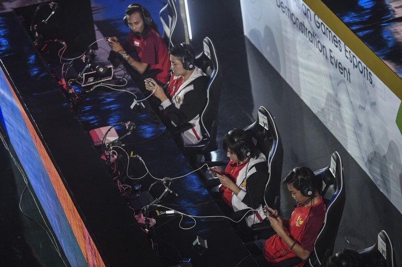 Gim apa yang dipertandingkan di eSports Asian Games 2022?