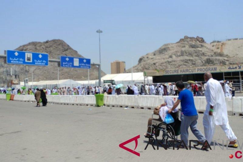 Laporan dari Mekkah - Menag evaluasi layanan kursi roda untuk jamaah