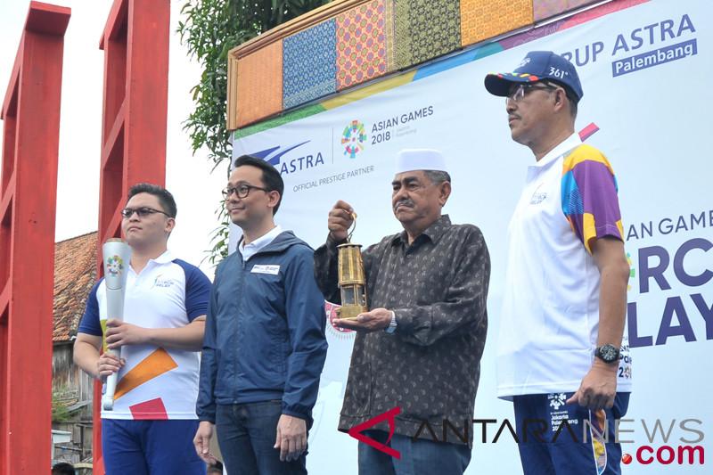 Obor Asian Games Di Kampung Almunawar