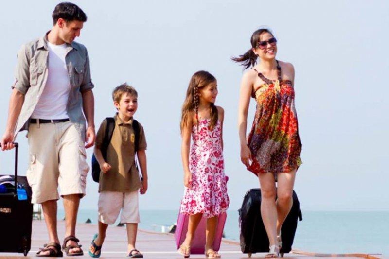 Tips bawa anak liburan tanpa drama