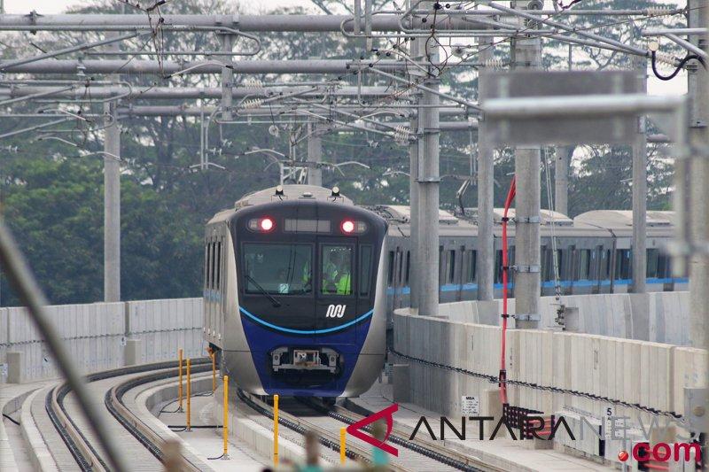 Hikayat Kereta Bawah Tanah Dari London Hingga Jakarta Antara News