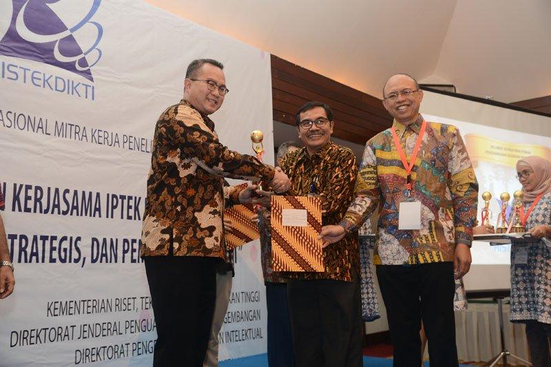 Kemristek: penerapan UU Sisnas Iptek angkat marwah peneliti Indonesia