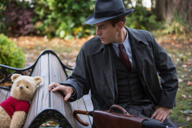 "Film ""Christopher Robin"" kisahkan arti keluarga dan persahabatan"