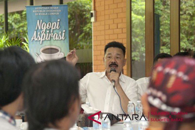 Rusdi Kirana gagas kota kembar  RI-Malaysia