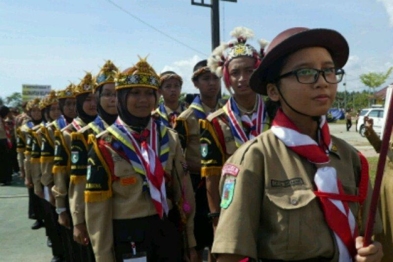 Semarak, pawai alegoris Padang Panjang bakal diikuti 34 provinsi