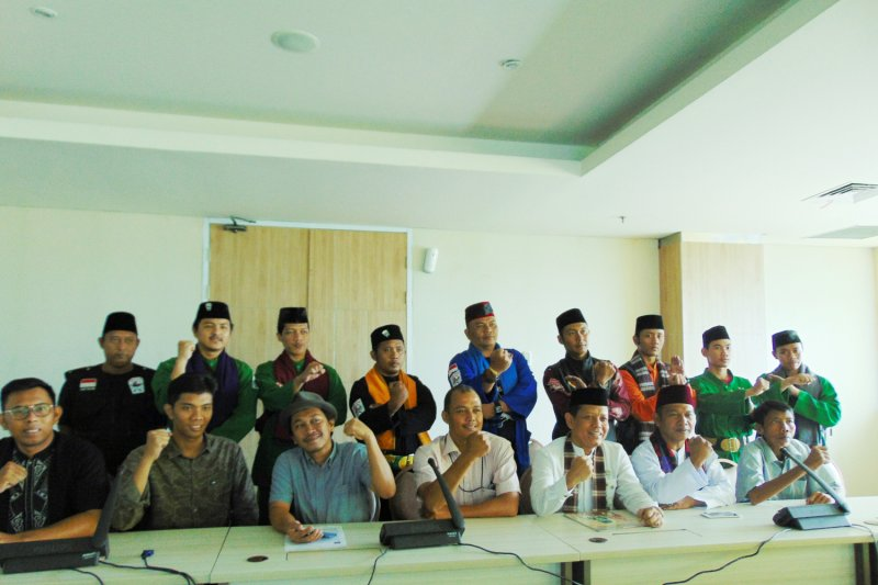 Pemuda  Betawi gelar rekonstruksi rapat besejarah Ikada