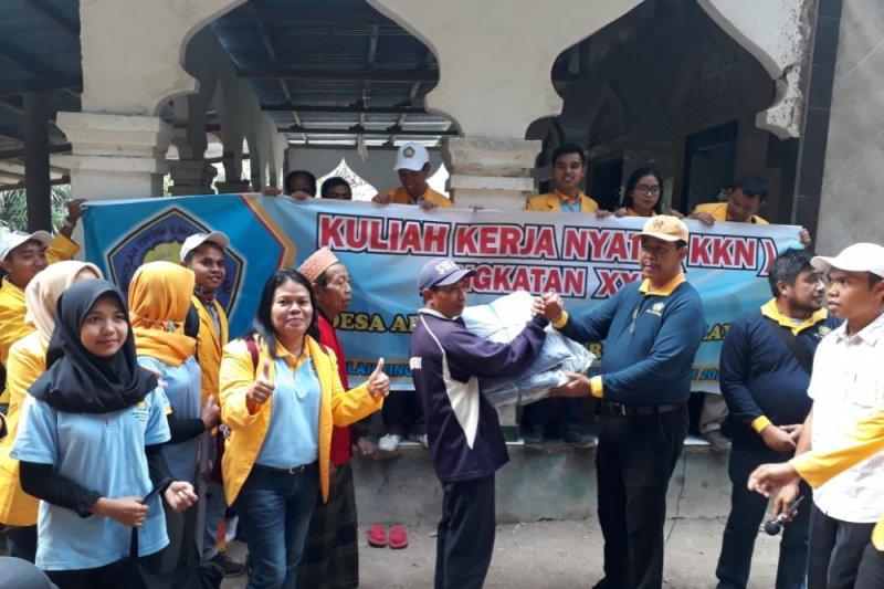 STIA Mataram salurkan bantuan untuk korban gempa