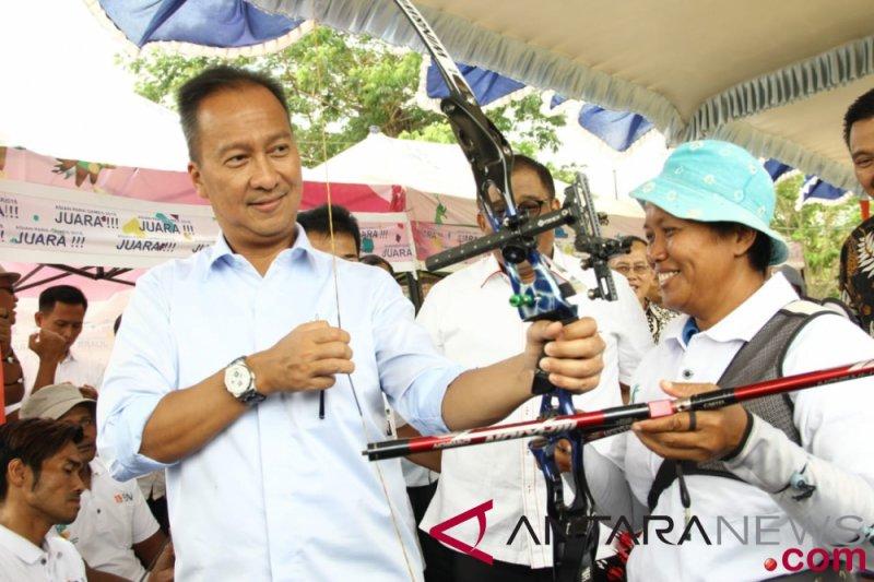 Menteri Sosial pantau kesiapan atlet Asian Para Games