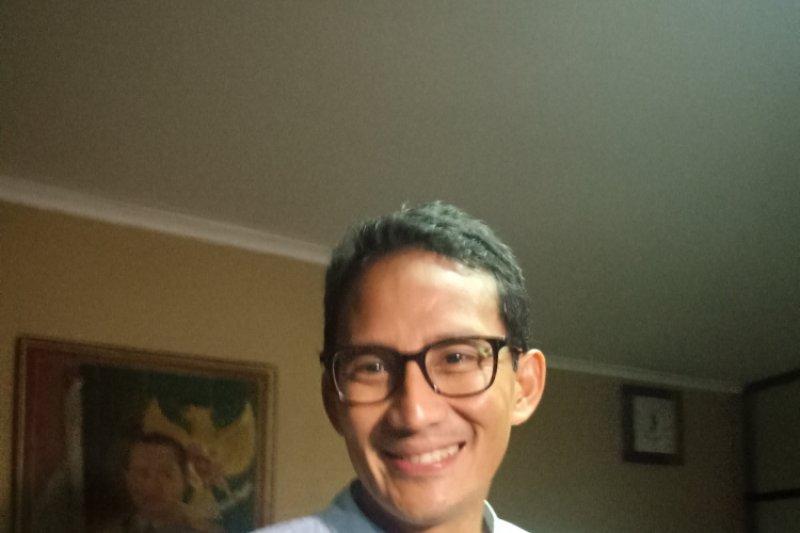 Sandiaga menolak debat menggunakan bahasa Inggris