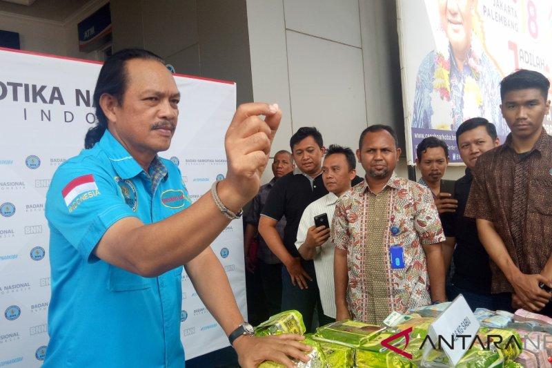 Warga Depok dikejutkan dengan pengungkapan 20 kg sabu