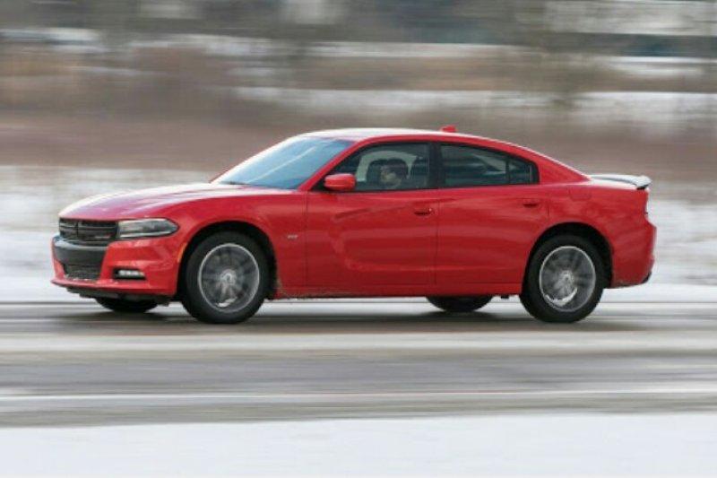 Dodge Charger Hellcat versi anti peluru sediakan fitur penggerak AWD