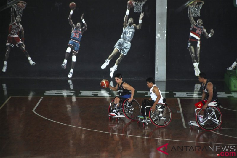 Pelatnas Wheelchair Basketball Asian Para Games