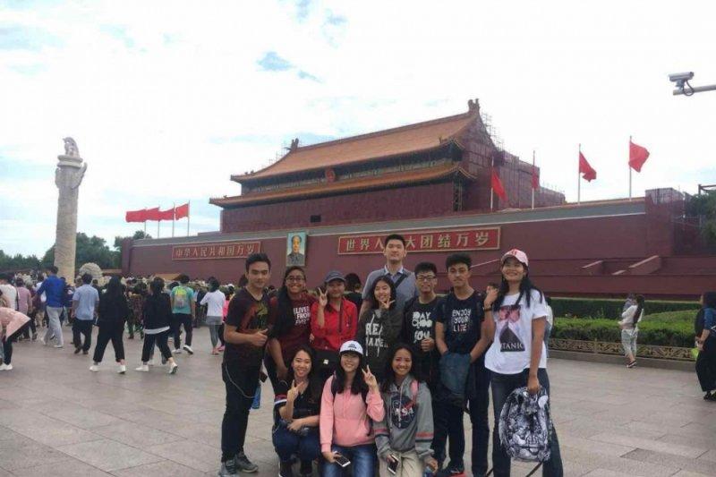Mahasiswa baru asal Indonesia jalani orientasi di Beijing