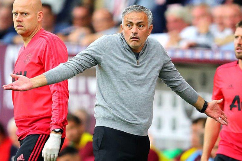 MU dinilai jadi bahan tertawaan selama dibawah Mourinho
