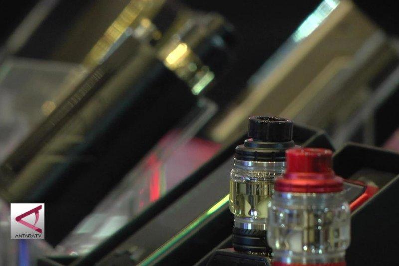 Produk vape dikenakan cukai 57% per 1 Oktober