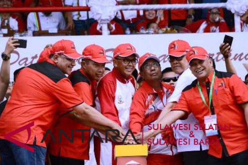 (Catatan akhir tahun) - Makassar pertahankan juara porda 16 kali berturut-turut