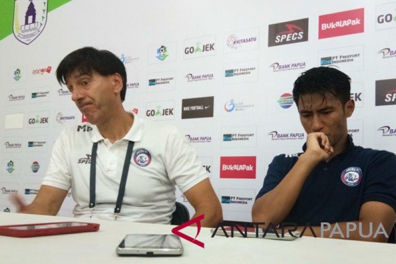 Petrovic : Hendro Siswanto pemain kunci tim Arema